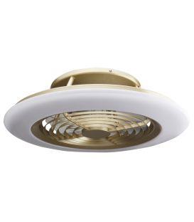 70W LED Ventilaatoriga valgustid ALISIO Gold Dimmerdatav 6707