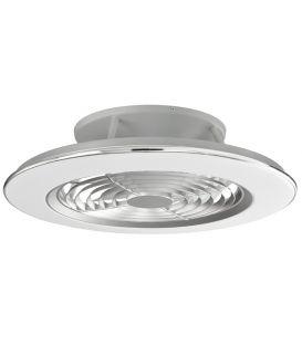 70W LED Ventilaatoriga valgustid ALISIO Silver Dimmerdatav 6706