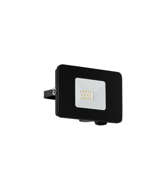 30W LED Sieninis šviestuvas FAEDO 3 Black IP44 97462