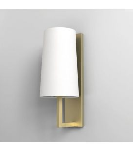 Seinavalgusti RIVA 350 White/Gold IP44 1214008W
