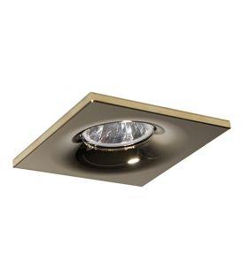 Integreeritav valgusti NC1761SQ Gold YLD-019274