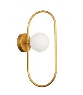 Seinavalgusti FANCY Gold 4208901