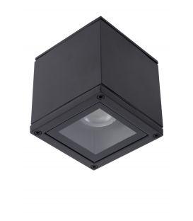 Lubinis šviestuvas AVEN Black Ø9 IP65 22962/01/30