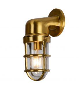 Sieninis šviestuvas DUDLEY Brass 11892/01/02