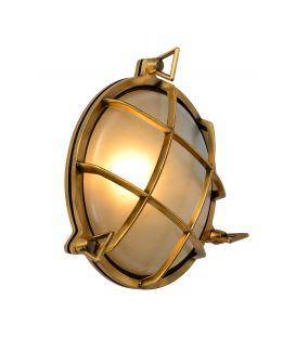 Seinavalgusti DUDLEY Brass IP44 11890/25/02