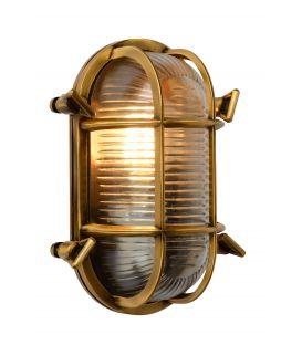 Seinavalgusti DUDLEY Brass IP44 11891/20/02