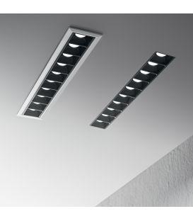 4W LED Lubinis šviestuvas LIKA Black 244860