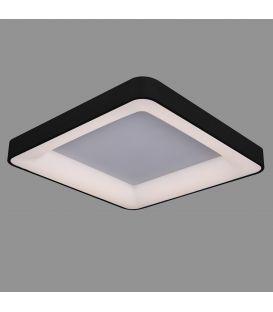 50W LED Lubinis šviestuvas GIACINTO Black 5304-850SQC-BK-3