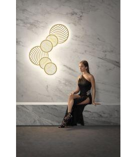 60W LED Lubinis šviestuvas COLLAGE Black 7230