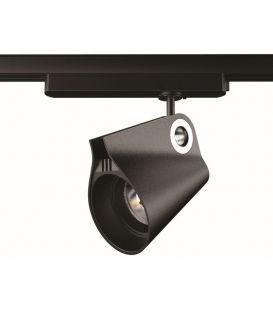 35W LED Siinivalgusti IPSILON 3F Black 4000K 7318
