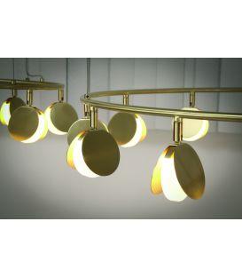 60W LED Pakabinamas šviestuvas SHELL 7357