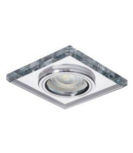 Integreeritav valgusti MORTA Silver 18512