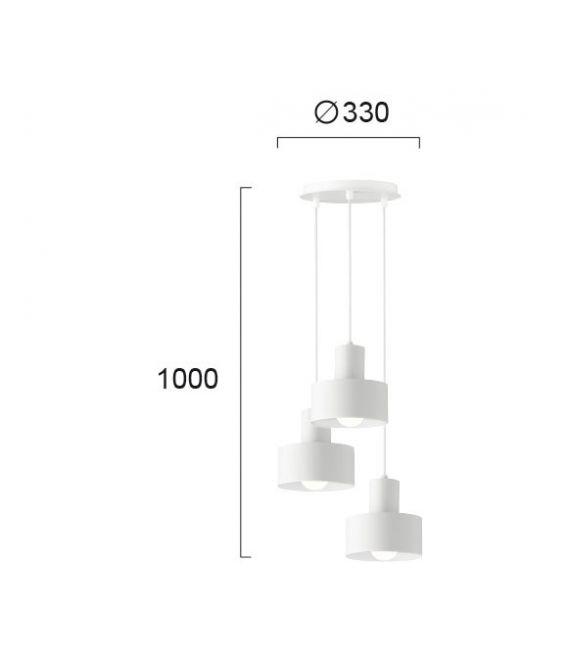 Pakabinamas šviestuvas NORTON 4185000