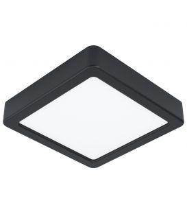 10.5W LED Pinnapealne LED paneel FUEVA 5 3000K Black 99243