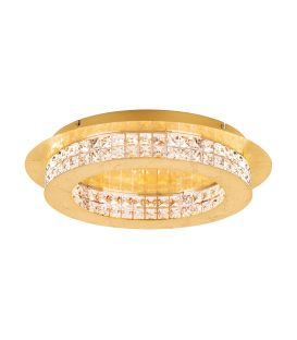 32W LED Laevalgusti PRINCIPE Ø50 Gold 39405