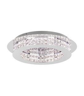 32W LED Laevalgusti PRINCIPE Ø50 Chrome 39401