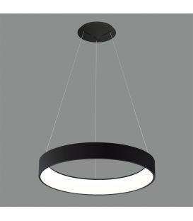 126W LED Rippvalgusti DILGA Black Ø90 C345040N