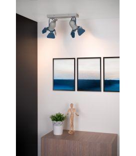 Lubinis šviestuvas PICTO 2 Blue 17997/02/35