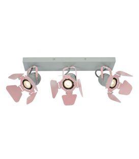 Laevalgusti PICTO 3 Pink 17997/03/66