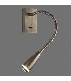 3W LED Seinavalgusti CLIK Brass A373610U