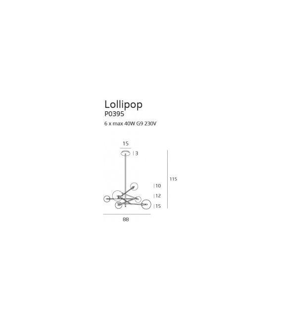 Toršeras LOLLIPOP F0042