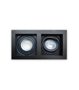 Integreeritav valgusti GRID 2 Black DL-GRID2WB