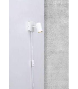 Sieninis šviestuvas FRIDA White 49801001