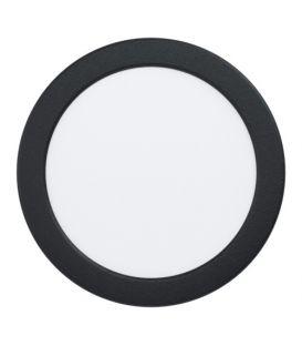 10.5W LED Integreeritav paneel FUEVA 5 Black Ø16.6 4000K 99158