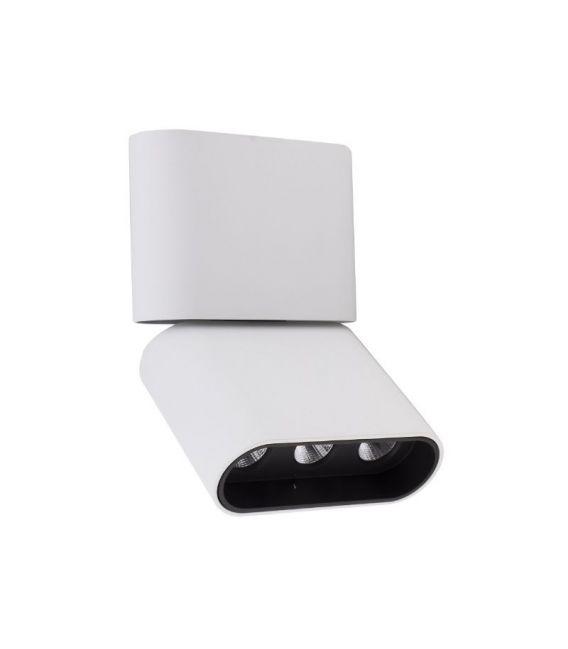 12W LED Lubinis šviestuvas MARVEL White C0149