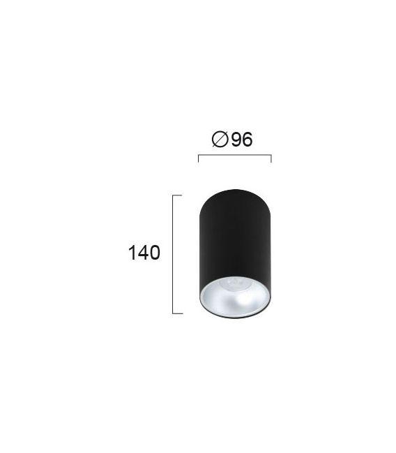 Lubinis šviestuvas JHONNY White 4240800
