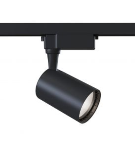 12W LED Valgustussüsteem TRACK Black 1F 4000K TR003-1-12W4K-B