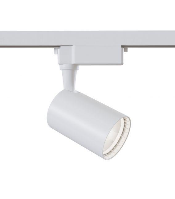 17W LED Šviestuvas bėgeliui TRACK White 1F TR003-1-17W4K-W