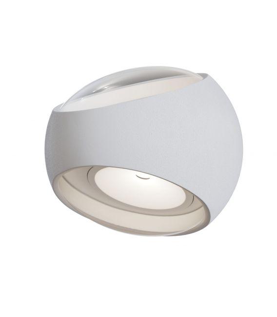 Sieninis šviestuvas STREAM White 2 O032WL-L6W3K