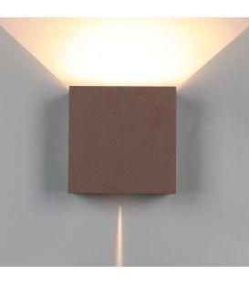20W LED Seinavalgusti DAVOS XL Corten IP65 7438