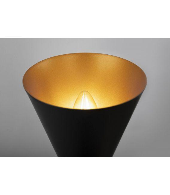 Pakabinamas šviestuvas Vesper Black with Gold MOD108PL-18GB