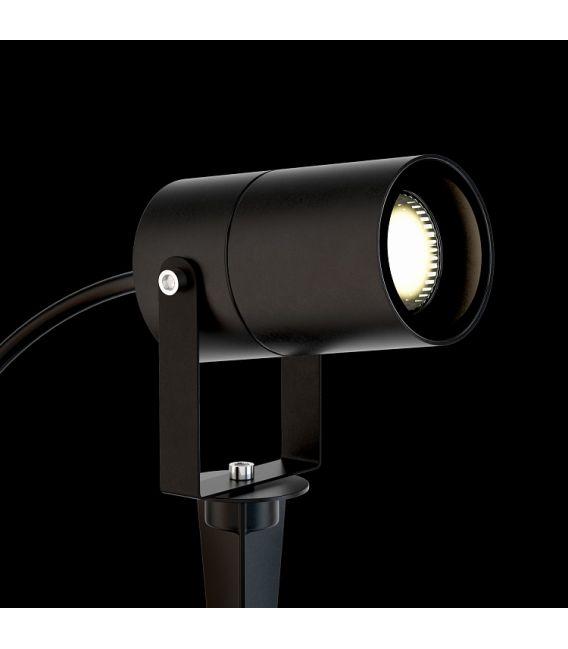 Įsmeigiamas šviestuvas SCOPE Black IP65 O025FL-01B