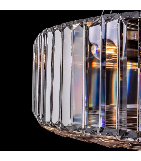 Pakabinamas šviestuvas RECINTO Chrome 6 MOD080CL-06CH