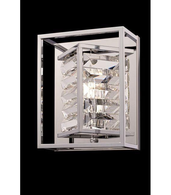 Sieninis šviestuvas TENING Gold MOD060WL-01G