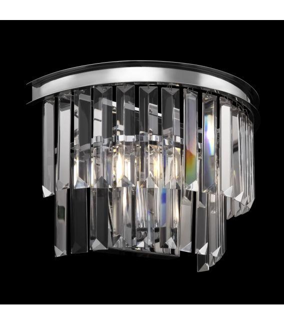 Sieninis šviestuvas REVERO Chrome MOD085WL-01CH