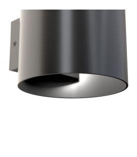 Sieninis šviestuvas ROND White C066WL-01W