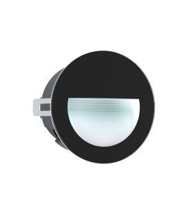 2.5W LED Integreeritav valgusti ARACENA Black IP65 99576