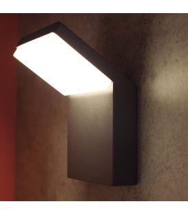 6W LED Sieninis šviestuvas ALPINE Dark Grey IP65 7045