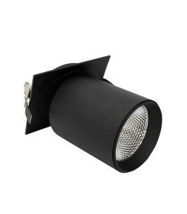 Süvistatav valgusti Lamparas Black NC2156-GU10-