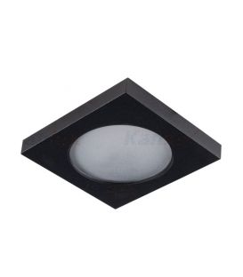 Süvistav valgusti  FLINI IP44 Black 33120