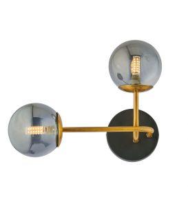 Seinavalgusti FIORE Gold 4254300