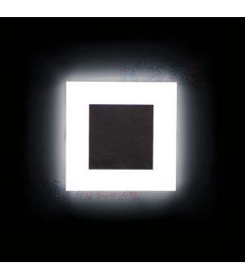 1.3W Įmontuojamas šviestuvas APUS Black 26536