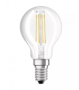 6.5W LED  Pirn E14 2700K 4058075439092