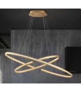 103W LED Rippvalgusti  ELIPSE 652043B
