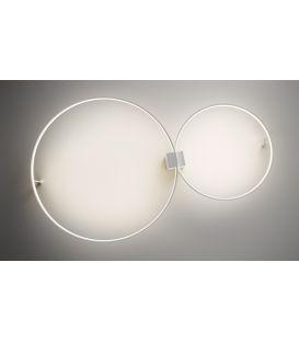 29W LED Lubinis šviestuvas ZERO ROUND White P03301.050.0502