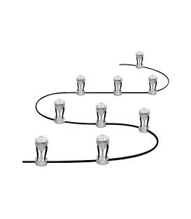 2.5W LED Maasse torgatav valgusti  SMART+ GARDEN SPOT MINI RGBW WIFI 4058075478534